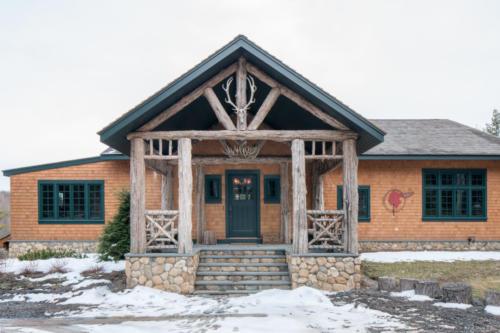 Bearsville Entrance