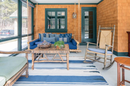 Bearsville Pool Porch